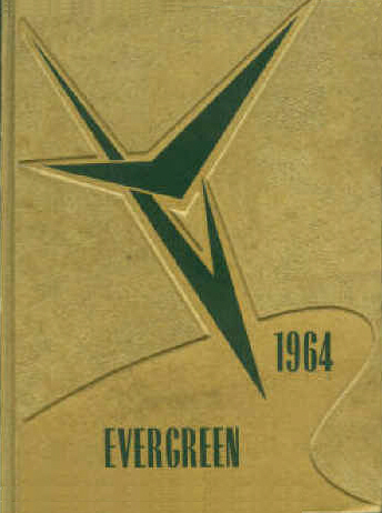 Our yearbook from Greenfield High School. The class of 1964.